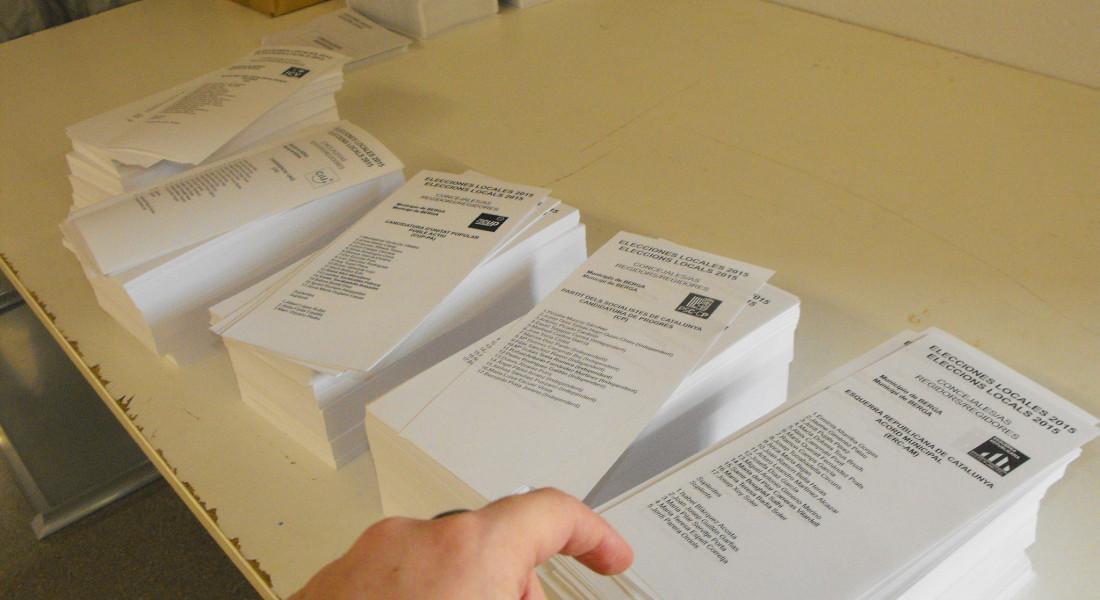 col·legi electoral eleccions (autora Pilar Màrquez)