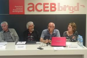 Esquerra defensa el Centre d'Interpretació de la Cultura Popular Catalana i recupera el debat sobre el projecte de la Rasa dels Molins de Berga