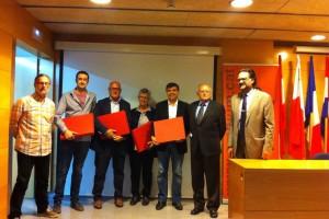 Els empresaris Joan Barniol i Jordi Millan, la missionera Carme Miró i els municipis per la biomassa són els premiats del Dia d'Europa