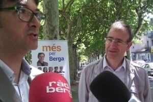 CiU proposa a Berga fer funcionar l'enllumenat amb leds per un major estalvi energètic
