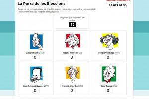 L'AquíBerguedà convida als seus lectors a omplir una porra electoral sobre Berga, el guanyador de la qual tindrà de franc un any de carburant