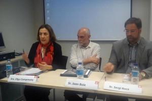 La delegació de la Cambra al Berguedà presenta el programa de Garantia Juvenil que inserirà joves menors de 25 anys en empreses