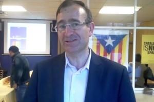 Antoni Biarnés assegura que CiU esperarà a la decisió de la CUP per considerar o no alternatives de governabilitat