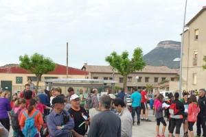 1043 participants a la Caminada Popular d'Avià de més altitud de les últimes edicions