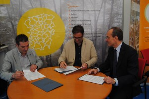 El Consell Comarcal del Berguedà signa un conveni de col·laboració i adhesió amb el Clúster Agroalimentari
