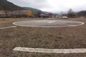 Territori inverteix 150.000 euros en un pla d'adequació d'heliports, entre els quals s'inclouen els equipaments de Berga i la Pobla