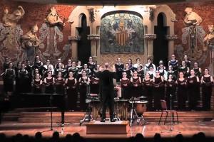 El Cor Vivaldi, d'àmplia trajectòria internacional, actuarà a Saldes