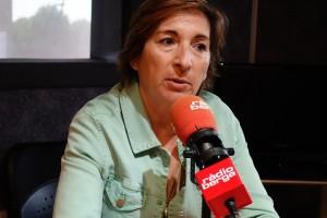 """Rosalia Monroy (PSC): """"Volem posar les bases per al creixement econòmic, des de l'estació de busos a la idea de portar el tren"""""""