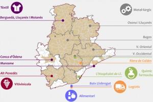 Una iniciativa per promoure el sector tèxtil, seleccionada com una de les 12 propostes que integren el projecte 'Ocupació a la indústria local'