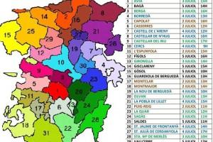 L'ANC del Berguedà prepara un vídeo que vol arribar al milió de visualitzacions