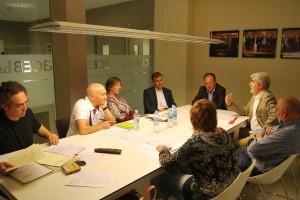 Els empresaris demanen a la CUP que valori una rebaixa de l'IBI a Berga pel 2016 per no perdre competitivitat