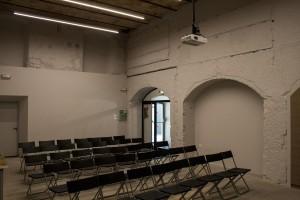 El Museu del Ciment Asland de Castellar de n'Hug estrena un nou espai polivalent