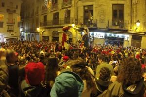 La Patum rep quatre subvencions de la Generalitat de Catalunya per valor de 42.353 euros