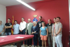 El grup d'independents encapçalat per Patrocini Canal formalitza el pacte amb ERC per governar Avià
