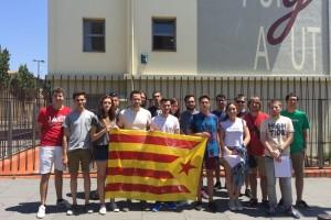 Aleix Camprubí, nou secretari de Comunicació de les JERC de la Catalunya Central