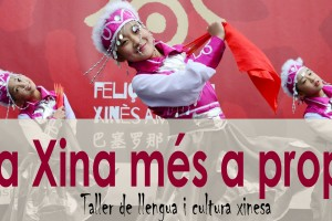 Berga obre les inscripcions per participar en un taller de llengua i cultura xineses