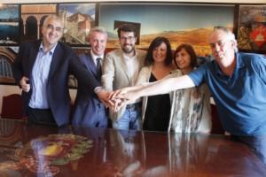 Berga, la Seu i Puigcerdà han signat ja el conveni per al Conservatori de Música dels Pirineus
