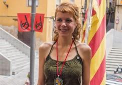 La regidora de l'Ajuntament de Berga Sílvia Armengou renuncia al seu càrrec