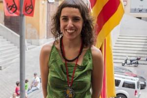 La regidora Anna Alsina ocupa el número 26 de la llista de la CUP a Barcelona pel 27-S, i Anna Maria Guijarro va en la posició 44
