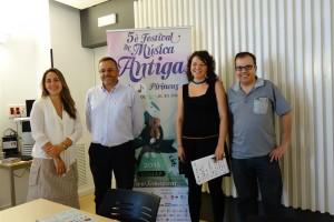 El Berguedà torna a participar al Festival de Musica Antiga dels Pirineus en la seva 5a edició