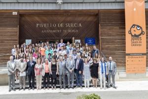 Un total de 40 joves de 4t d'ESO i 1r de batxillerat participen a Berga en la reeixida primera edició del Fòrum de Joves Talents