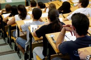 140 estudiants dels instituts del Berguedà s'examinen de la selectivitat