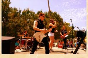 El grup català ChocoLat es dóna a conèixer a través de concerts arreu de Catalunya