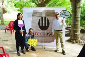 La Mostra Gastronòmica i Vitivinícola BdeGust arriba a la 8a edició amb la participació de 10 denominacions d'orígen a la Font del Balç
