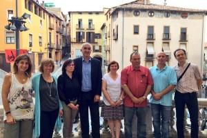 L'equip de Juli Gendrau afirma que el deute de l'Ajuntament de Berga quedarà amortitzat el 2022