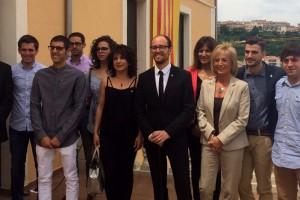 El govern de CiU a Gironella manté el 30% de dedicació a la primera tinent d'alcalde i potencia l'àrea de Turisme i la transparència al cartipàs