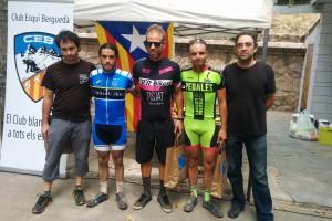 Àlex Caballero queda primer en la 23a edició de la Gósol – Berga, d'entre 106 participants