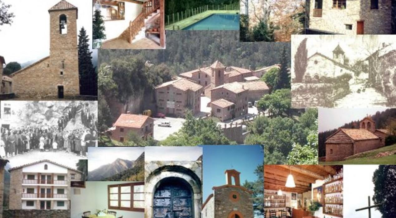 Castell de l'Areny ja disposa de Mapa de Patrimoni Cultural, amb 183 elements inventariats