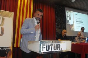 """Santi Vila, conseller de Territori: """"El joc de partits crea desànim; per al 27S calen arguments que engresquin a la ciutadania"""""""