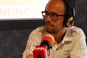 """David Font, president comarcal: """"Buscarem complicitats per fer una aposta ferma pels Rasos de Peguera i que pugui actuar-s'hi aquest mandat"""""""