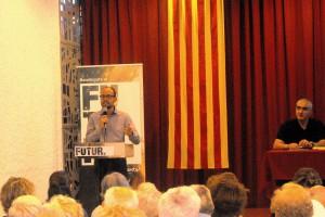 David Font és el candidat de CDC a presidir el Consell Comarcal del Berguedà