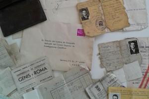 Vilada retornarà als familiars de José Puertas, miner assassinat l'any 1949, documentació personal que fins ara era a l'arxiu municipal