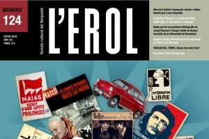 La revista l'Erol treu al carrer el seu número 124 amb la vista posada als anys seixanta