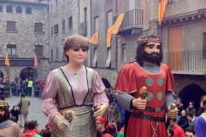 Bagà celebra la seva festa gran amb activitats per a tothom i en Peyu de l'APM de pregoner