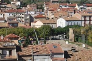 Tall programat del subministrament elèctric a Gironella pel 7 de juliol