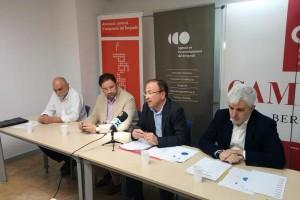 Josep Fígols és reelegit com a president de l'Associació Comarcal d'Empresaris del Berguedà