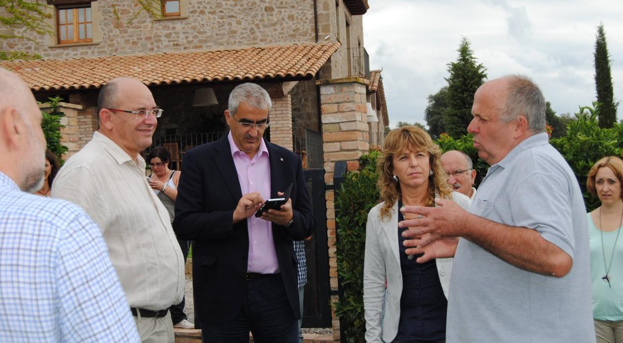 El Berguedà ha obtingut 3,8 milions d'ajudes en l'últim període del programa Leader, que ha creat 130 llocs de treball a la Catalunya central