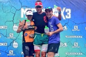 David Coma és el guanyador de l'Ultra Trail Catllaràs que enguany ha portat fins a 1.100 corredors a la Pobla de Lillet