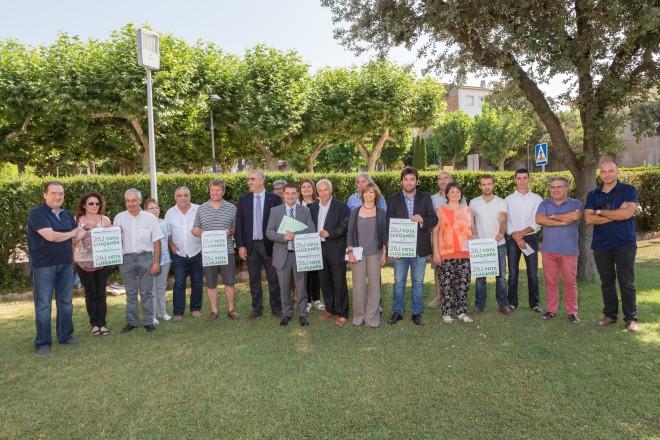alcaldes Lluçanès
