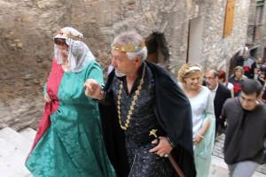 Bagà espera celebrar aquest proper cap de setmana l'edició més multitudinària de les Festes de la Baronia de Pinós