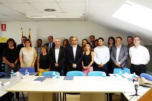 David Font és escollit President del Consell Comarcal del Berguedà amb els vots de CiU i del PSC