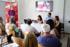 Més de 100 nens i nenes del Berguedà reben l'assistència alimentària de la Creu Roja