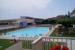 L'accés a la piscina municipal de Berga serà gratuït a partir de les 4 d'aquesta tarda en motiu de l'onada de calor