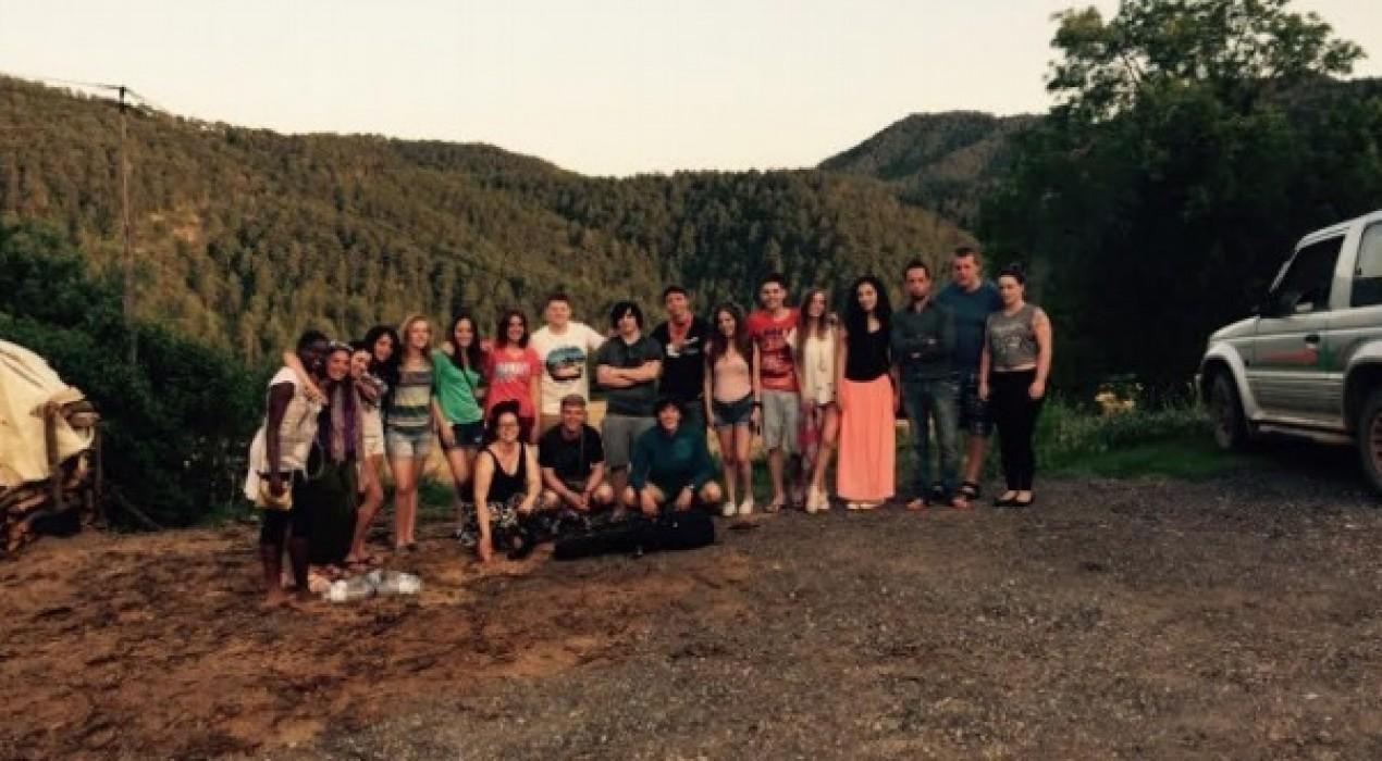 Joves de Bèlgica, Montenegro, Gal·les i l'estat espanyol es troben a Borredà en el marc del projecte 'Erasmus+'