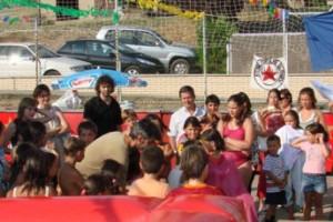 Balls, música, animació infantil i havaneres són algunes de les propostes de la festa grossa d'Olvan