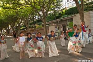 Finalitza l'activitat 'A les tardes juga al carrer' amb més infants que mai